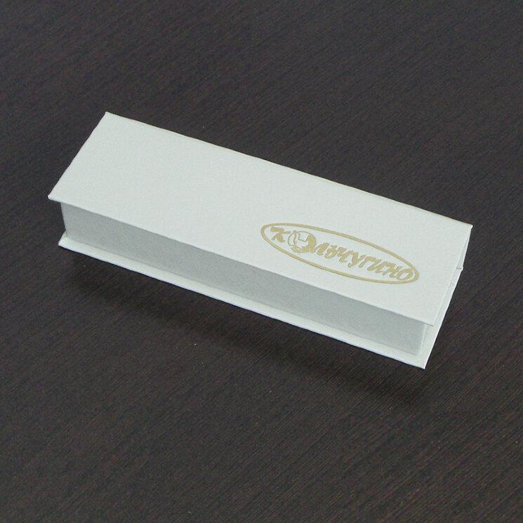 Коробка для одной чайной ложки (надпись Кольчугино)