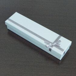 Коробка для одной чайной ложки (бантик на крышке)