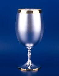 Серебряный бокал для пива №35 (Мстёрский ювелир)