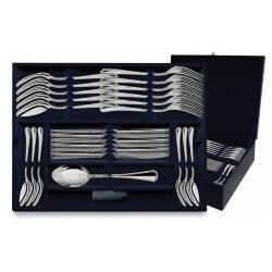 """Столовый набор из серебра 24 предмета """"Элегант"""". Аргента"""