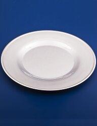Серебряная тарелка закусочная №12 (Мстёрский ювелир)