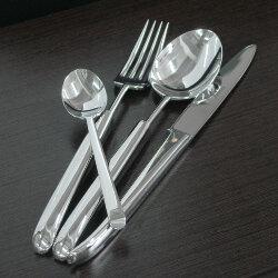Набор столовых приборов 24 предмета «Carre» Cutipol