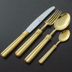 Набор столовых приборов 24 предмета «Fontainbleau Gold» Cutipol