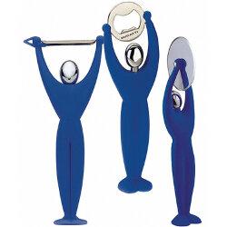 Набор кухонных инструментов «Gym Blu» (3 предмета) Casa Bugatti
