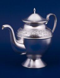 Серебряный чайник №11 (Мстёрский ювелир)