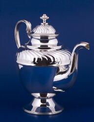 Серебряный чайник №16 (Мстёрский ювелир)