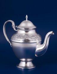 Серебряный чайник №15 (Мстёрский ювелир)