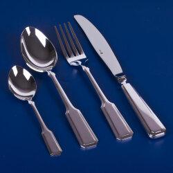 Набор 24 пр. столового серебра на 6 персон №15 (Мстёрский ювелир)