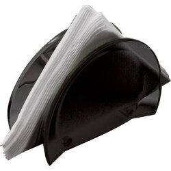 Держатель для салфеток «Glamour Black» Casa Bugatti