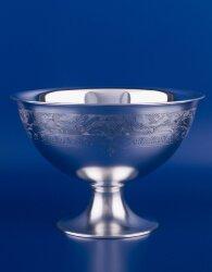 Серебряная конфетница №1 (Мстёрский ювелир)