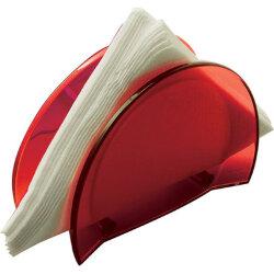 Держатель для салфеток «Glamour Red» Casa Bugatti