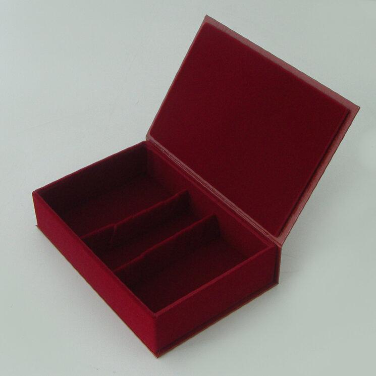 Коробка для 6 чайных ложек  (бородовая, книжка)